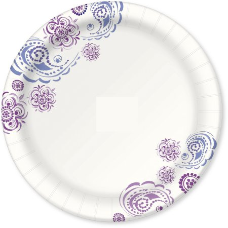 Dixie Poly Coated Paper Plates 8.5u201d u2013 576 count - #DIXPCP85  sc 1 st  Encompass Supply & Dixie Poly Coated Paper Plates 8.5u201d u2013 576 count | Encompass Supply