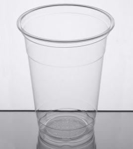 PET cups